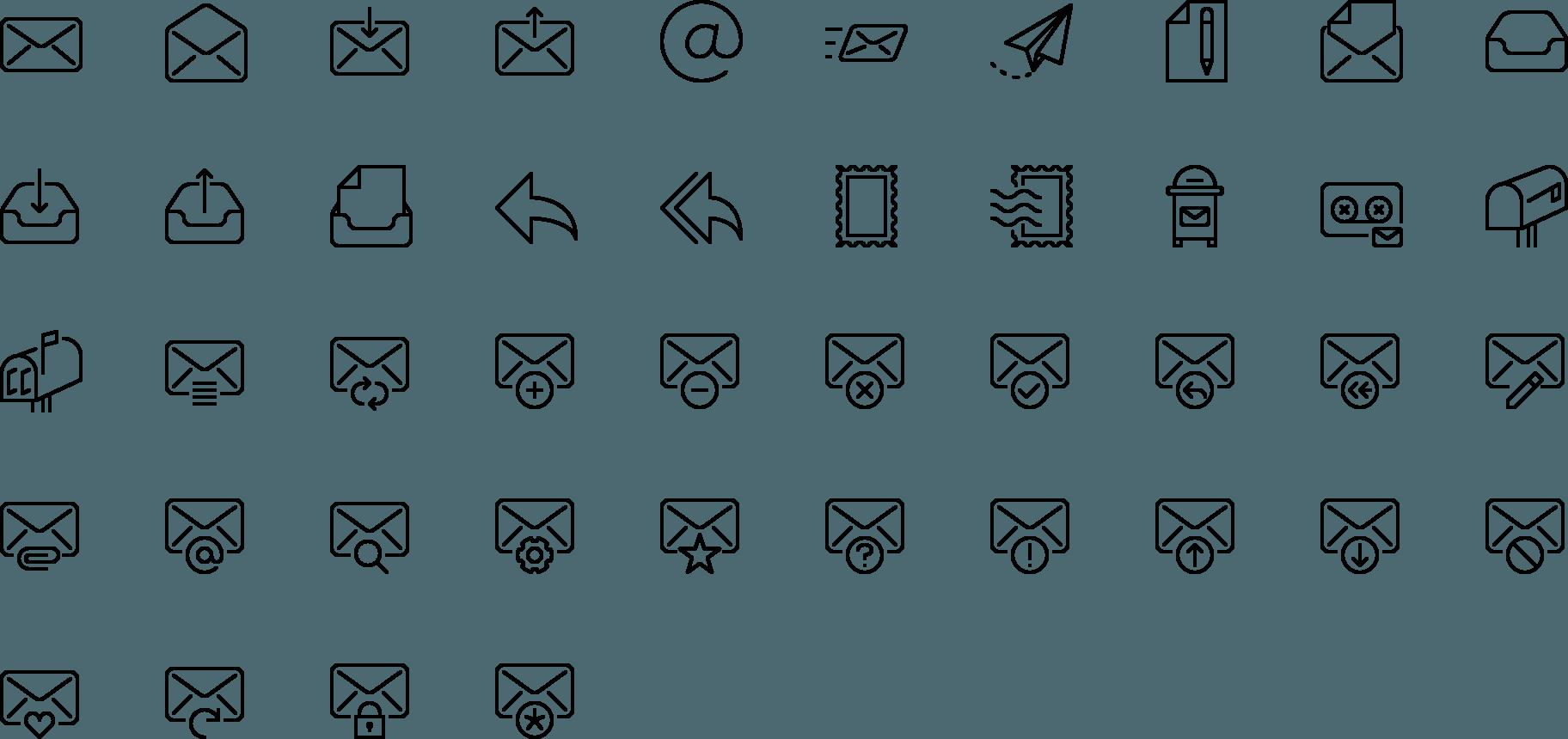 icon E-Mails