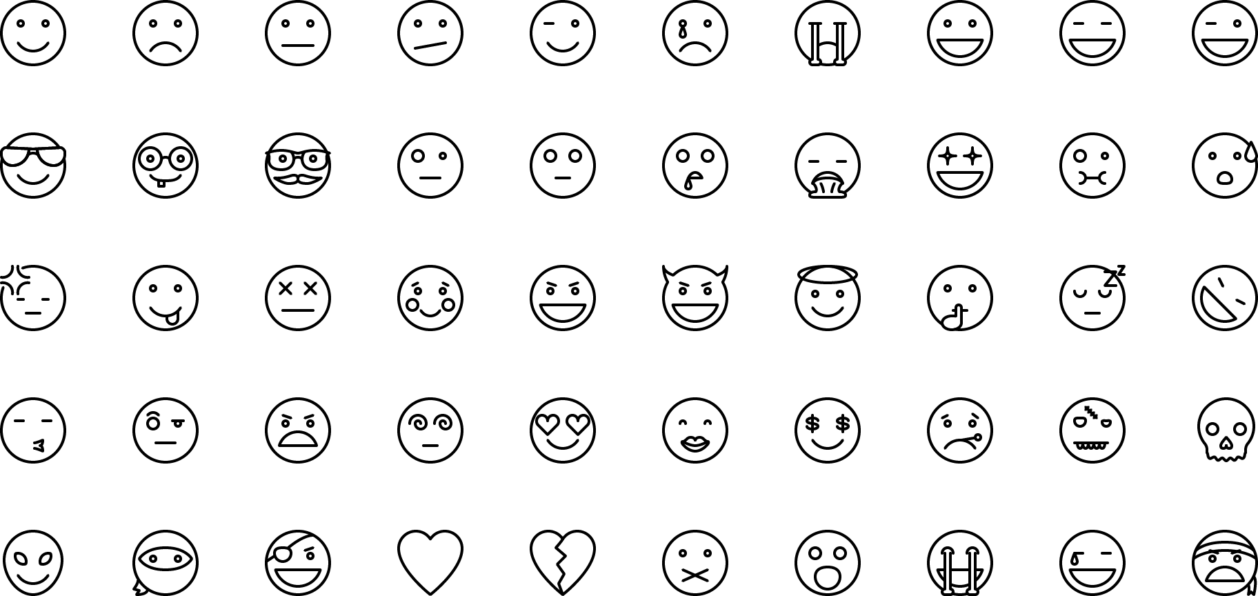 icon Emoticons
