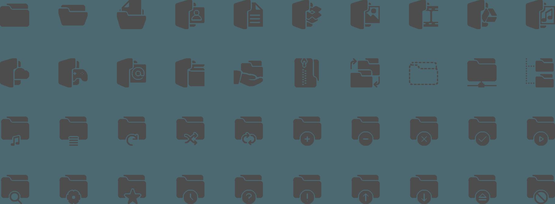 icon Folders