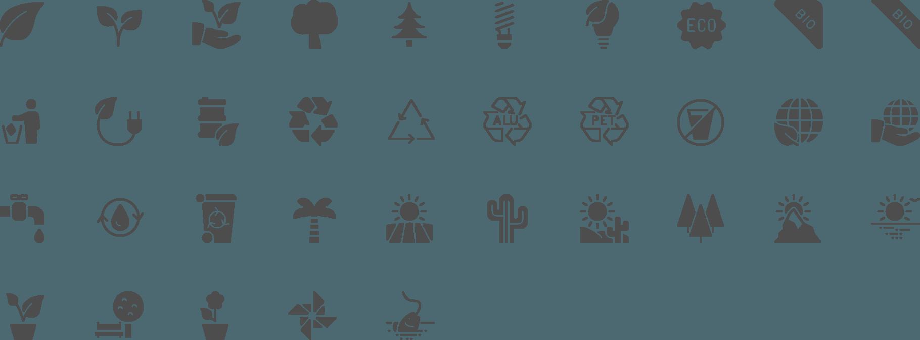 icon Nature