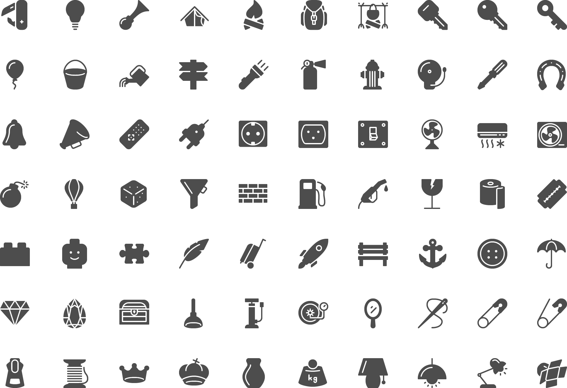 icon Objects