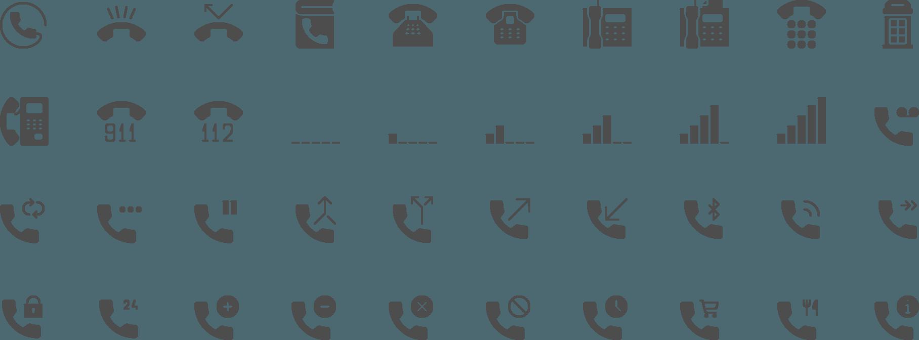 icon Phones