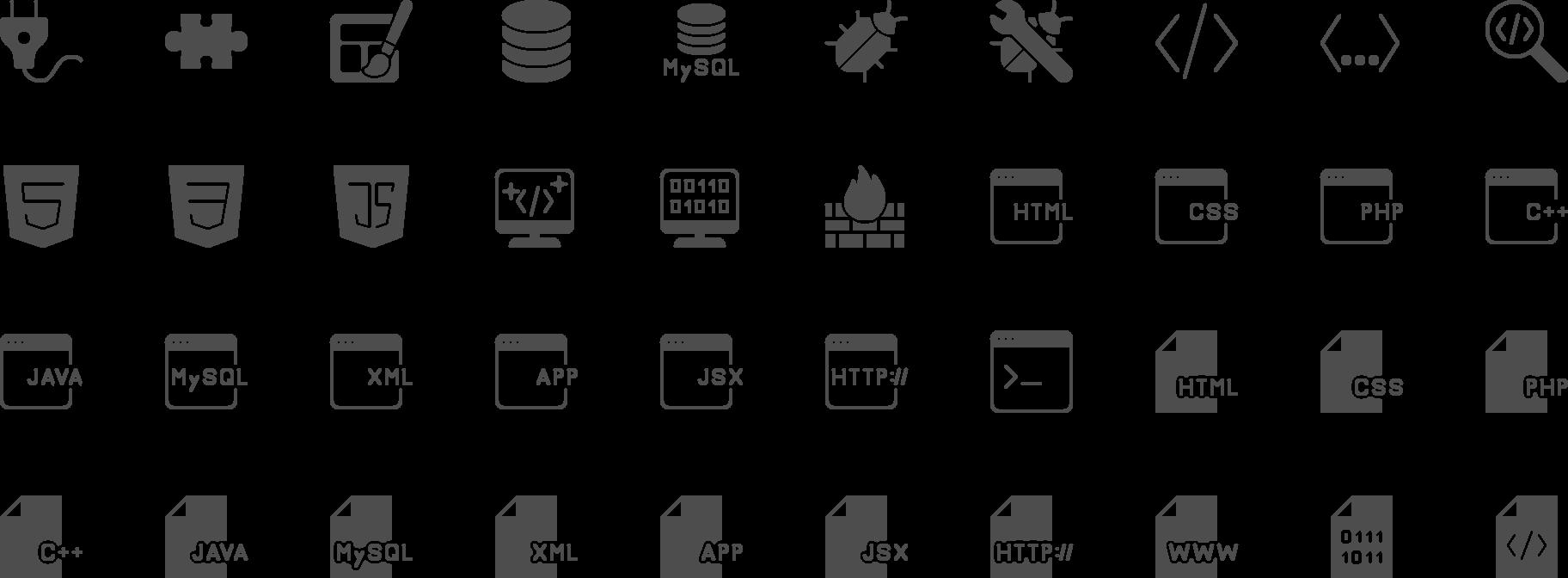 icon Programing