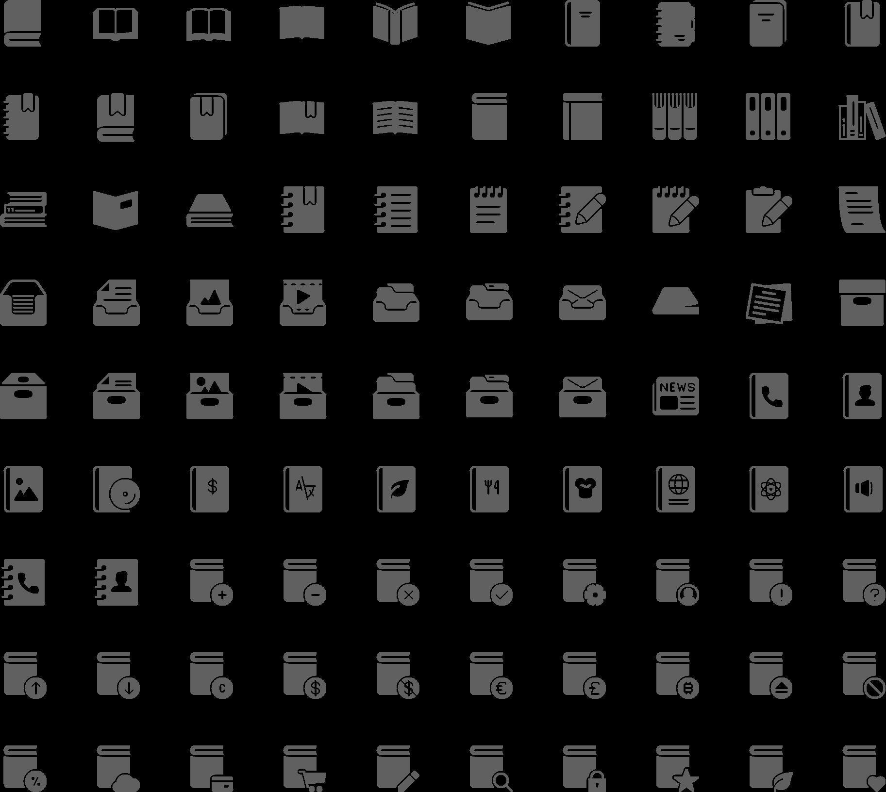 icon Content