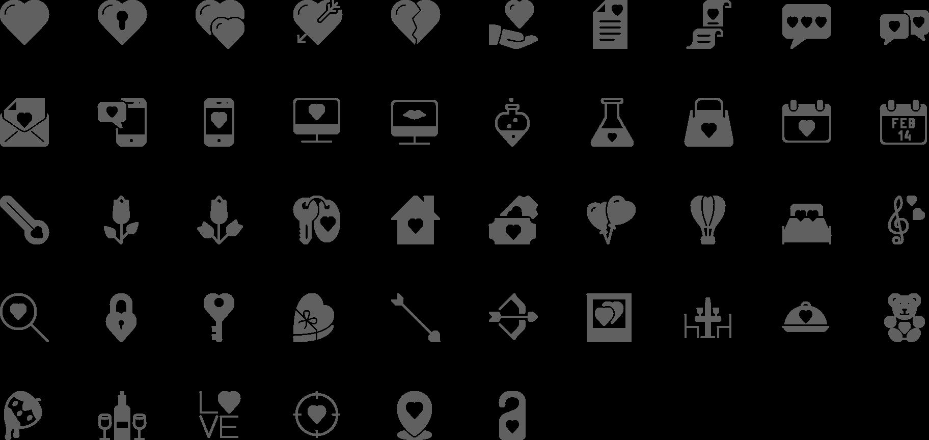 icon Love & Romance